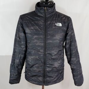 The North face full zip jacket size Small